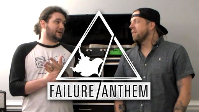 Interview with Kyle Odell of Failure Anthem