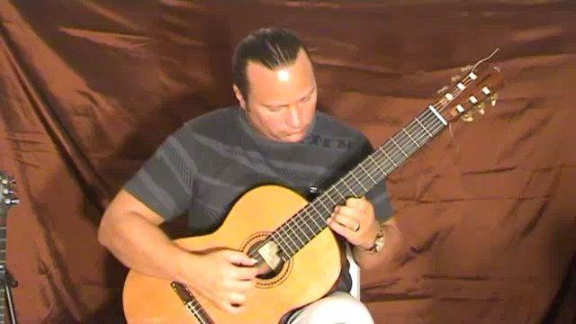 Classical Guitar Solo: Romanza - Solo