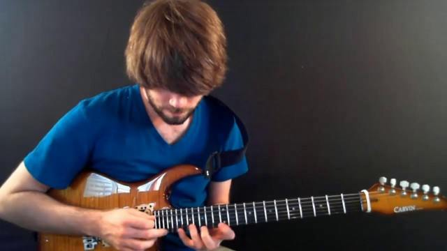 Licks in the Style of Guthrie Govan: Lick 4