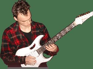 Guitar Instructor - Pavel Denisjuk